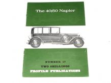 40-50 Napier : The (PROFILE 17)